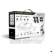 Комплект IP видеонаблюдения CoVi Security NVK-3002 POE MINI KIT фото