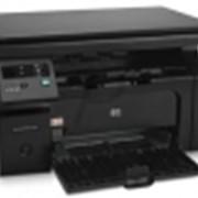 Многофункциональный принтер HP LaserJet Pro M1132 фото