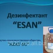 Очистка воды дезинфектантом ESAN фото