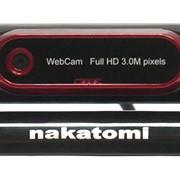 Комплект акустический для домашнего кинотеатра Nakatomi WC-V3000 black-red фото