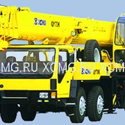 Автокран QY70K XCMG фото
