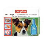 Капли для собак мелких пород 3 шт Beaphar фото