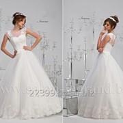 Нежное свадебное платье Ivana фото