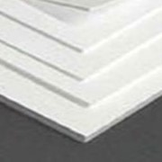 Листы из фторопласта -4, листы из фторопласта, Листы тефлоновые фото