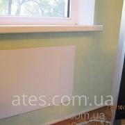 Инфракрасная металлическая нагревательная панель Теплостар НП 500 фото