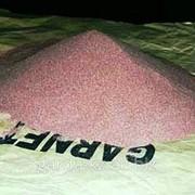 Песок гранатовый абразивный — Garnet Mesh 80 Supreme фото