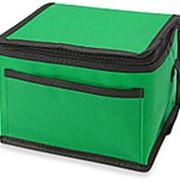 """Сумка-холодильник """"Альбертина"""", зеленый фото"""