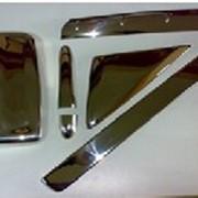 Хромпакет на заркала для микроавтобуса Мерседес, Крафтер фото