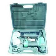 Пневмостеплер под гвоздь/шпилька(гвоздь-1.9x15-55мм,1,4x15-45мм,шпилька-15-45мм) фото