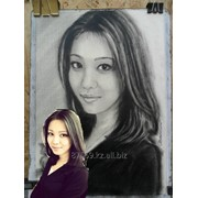Портреты карандашом. фото