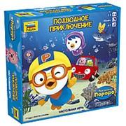 Настольная игра Zvezda 8954 Пингвинёнок Пороро: Подводное приключение 8954 фото