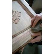 Ремонт мебели из натурального дерева фото