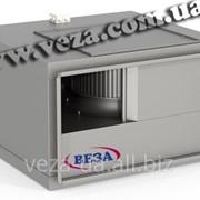 Канальный вентилятор в шумоизолированном корпусе Канал-ПКВ-Ш-70-40-6-380. Вентиляторы канальные фото