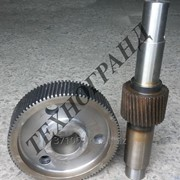 Шестерня гранулятора ОГМ 1.5 фото