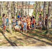 Отдых и оздоровление для всей семьи у моря Коблево парк-отель Березка фото