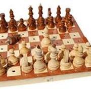 Noname Шахматы для незрячих арт. ИА3661 фото
