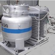 Жидкие криогенные продукты: азот, кислород, углекислота, аргон фото