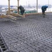 Изготовление бетонных и железобетонных конструкций фото