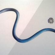 Дренаж Ethicon 7 мм плоский Blake Drain с троакаром 3/16, пазы на 3/4 протяжения 2216 10шт. фото