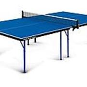 Всепогодный стол для настольного тенниса Start Line Sunny Outdoor-2 (273х152,5х76см) фото
