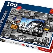 Пазл 500 - Берлин - коллаж фото