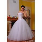 Свадебное платье Нежность фото