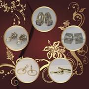 Ремонт ювелирных изделий и украшений, восстановление утерянной серьги из комплекта любой сложности (включая антикварные модели с натуральными камнями). фото
