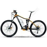 "Велосипед Haibike Xduro FS SL 26"" 300Wh, 48см фото"