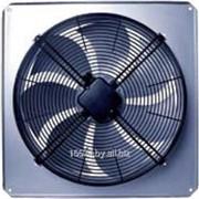 Вентилятор осевой KORF FEнастенный, с задней панелью фото