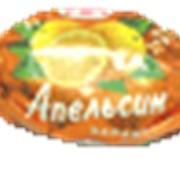 Карамель с фруктовой начинкой Апельсин, Карамели фото