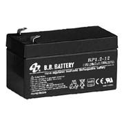 Герметизированная свинцово-кислотная аккумуляторная батарея ВР 2.3-12 фото