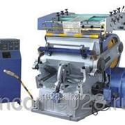 Оборудование для высечки и горячего тиснения TYMQ фото