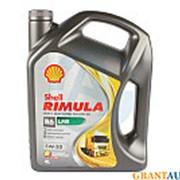 Масло моторное SHELL RIMULA R6 LME 5W30 4л фото