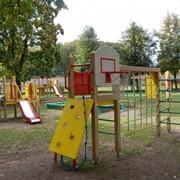 Детские спортивно-игровые комплексы фото