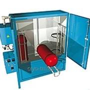 Оборудование для освидетельствования баллонов для сжиженного газа фото