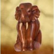 Статуэтка слона фото