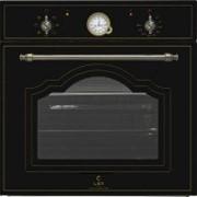 Встраиваемый электрический духовой шкаф Lex EDM 6070С BL фото