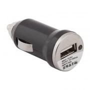 АЗУ «LP» с USB выходом 1А (черный/европакет) фото