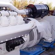 Газовая Электростанция MAN E 284 2 DE фото