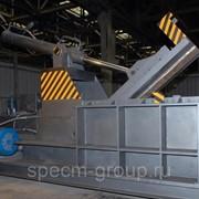 Пресс для пакетирования металлолома Tianfu Y81T-4000B фото