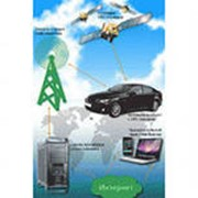 Установка систем мониторинга транспорта фото
