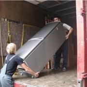 Вывоз и утилизация холодильника в Казани фото