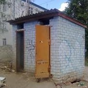 Откачка уличных туалетов фото