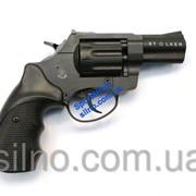 """Револьвер Stalker 2.5"""" чёрный матовый / чёрная рукоять фото"""