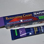SAPHIR - 84 Восстановитель кожи Creme RENOVATRICE, 25мл. (violine) фото