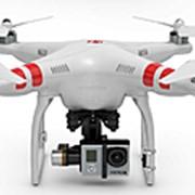 Квадрокоптер DJI Phantom 2 с подвесом H3-3D / H4-3D (стабилизатором) (V2.0 новая версия от 12/14) 153 фото