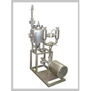Установка приемки молока УПМ-25 фото