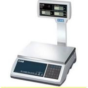 Электронные торговые весы CAS серии EM фото