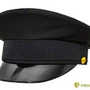 Фуражка ВМФ офисная RipStop черная фото