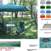Зонт большой диаметр 3 м фото